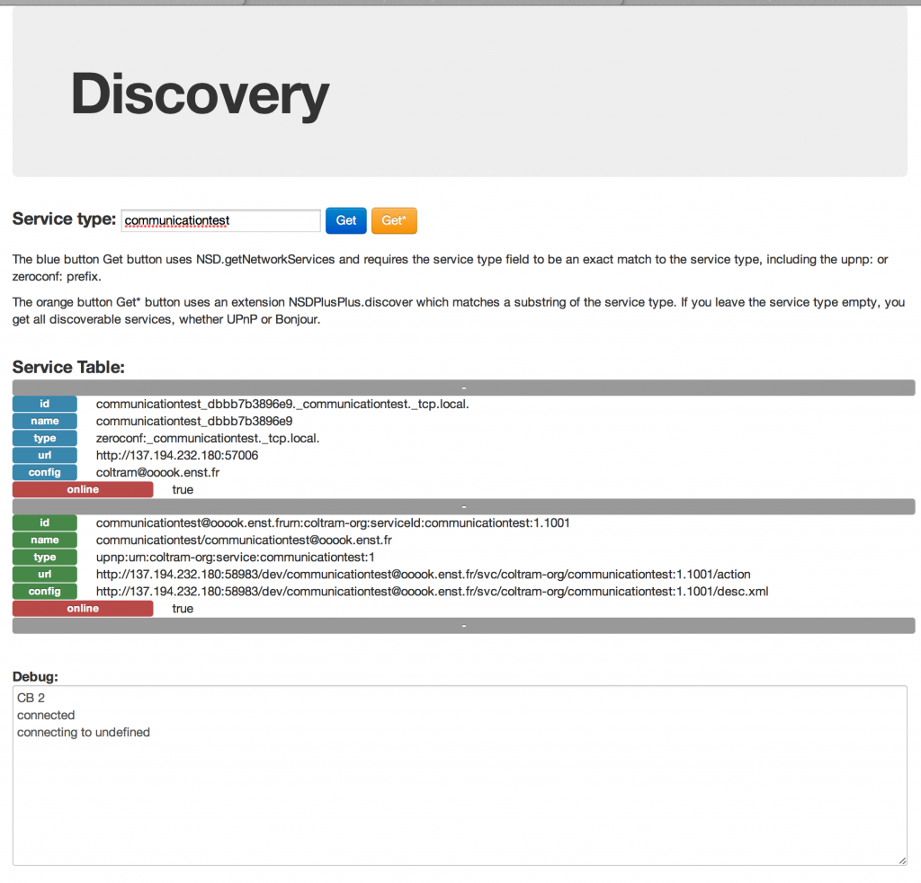 discovery example